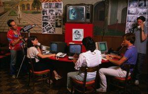 Electronic Café